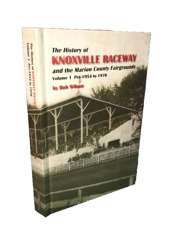 THE HISTORY OF<br>KNOXVILLE RACEWAY